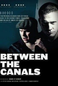 "Poster for the movie ""Between the Canals"""