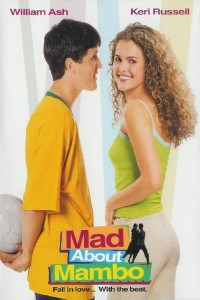 """Poster for the movie """"Mad About Mambo"""""""