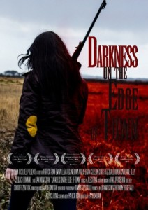 "Poster for the movie ""Darkness on the Edge of Town"""