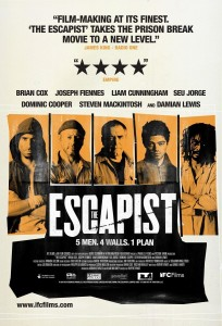 "Poster for the movie ""The Escapist"""