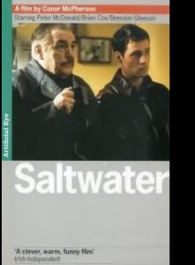 "Poster for the movie ""Saltwater"""