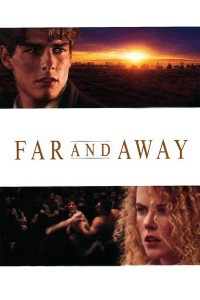 "Poster for the movie ""Far and Away"""