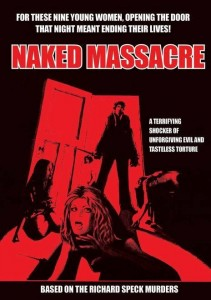 "Poster for the movie ""Naked Massacre"""