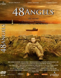 "Poster for the movie ""48 Angels"""