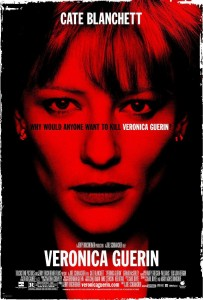 "Poster for the movie ""Veronica Guerin"""