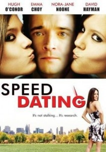 "Poster for the movie ""Speed Dating"""