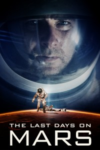 Poster for The Last Days on Mars